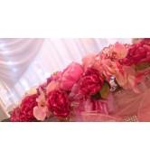 HOTEL MAGNÓLIA - Ružová s cyklamenovou